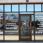 Window Signs & Graphics Copy of Chiropractic Office Window Decals 150x150